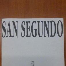 Arte: SAN SEGUNDO - EXPOSICIÓN ITINERANTE EN CASTILLA Y LEÓN - JUNTA DE CASTILLA Y LEÓN. Lote 80255137