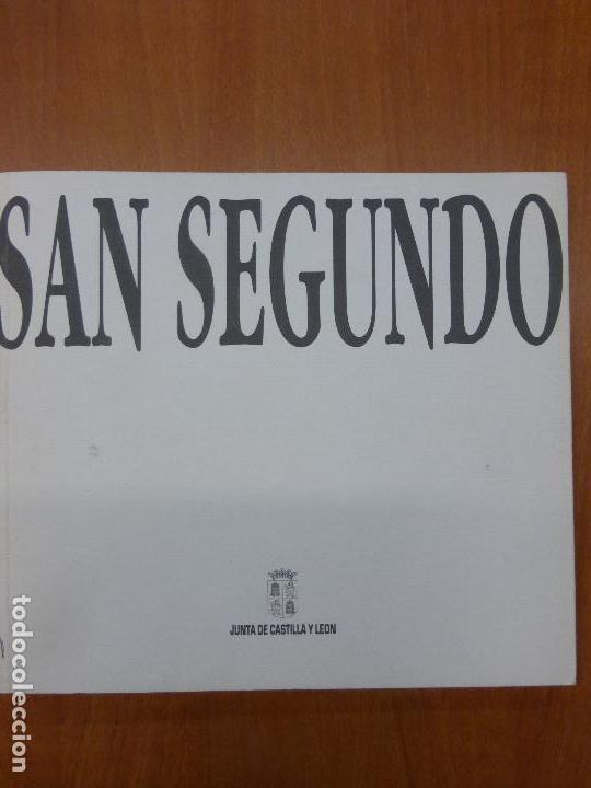 Arte: SAN SEGUNDO - EXPOSICIÓN ITINERANTE EN CASTILLA Y LEÓN - JUNTA DE CASTILLA Y LEÓN - Foto 2 - 80255137