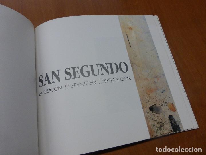 Arte: SAN SEGUNDO - EXPOSICIÓN ITINERANTE EN CASTILLA Y LEÓN - JUNTA DE CASTILLA Y LEÓN - Foto 3 - 80255137