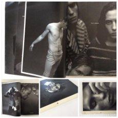 Arte: MÍTICO CATÁLOGO HOMBRE DE DOLCE &GABBANA EDITADO EN 1992 FOTOGRAFIADO POR MARIO SORRENTI. Lote 80352765