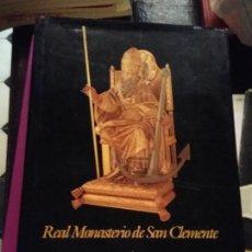Arte: GRAN CATALOGO 3,4 KILOS REAL MONASTERIO DE SAN CLEMENTE - CAJASUR 665 PG. GRAN TAMAÑO CORDOBA 1999. Lote 80373709