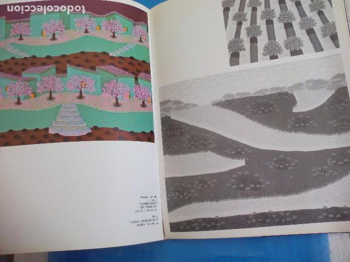 Arte: Evaristo Guerra, firmado y dedicado, catálogo exposición 1976. Galería Biosca - Foto 6 - 80721066