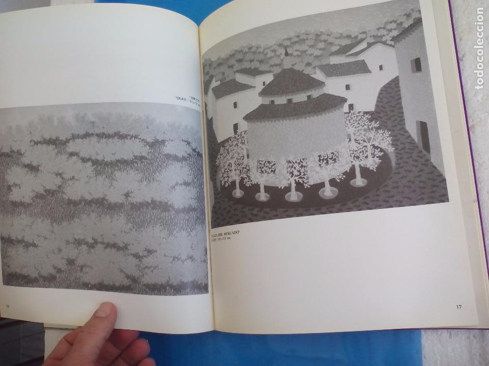 Arte: Evaristo Guerra, firmado y dedicado, catálogo exposición 1976. Galería Biosca - Foto 8 - 80721066