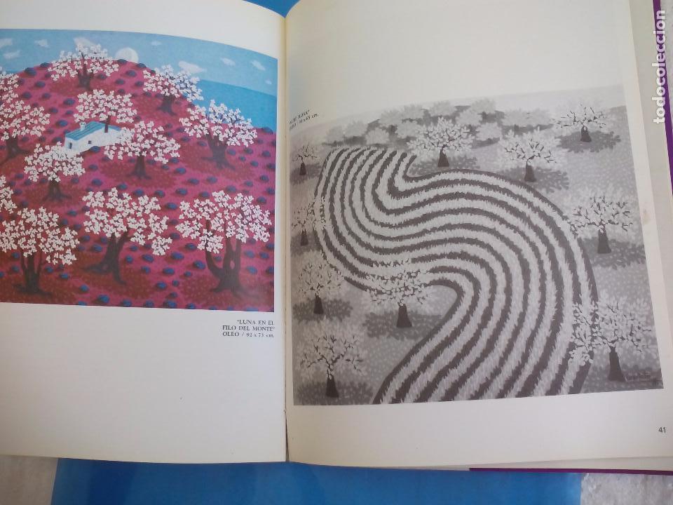Arte: Evaristo Guerra, firmado y dedicado, catálogo exposición 1976. Galería Biosca - Foto 10 - 80721066