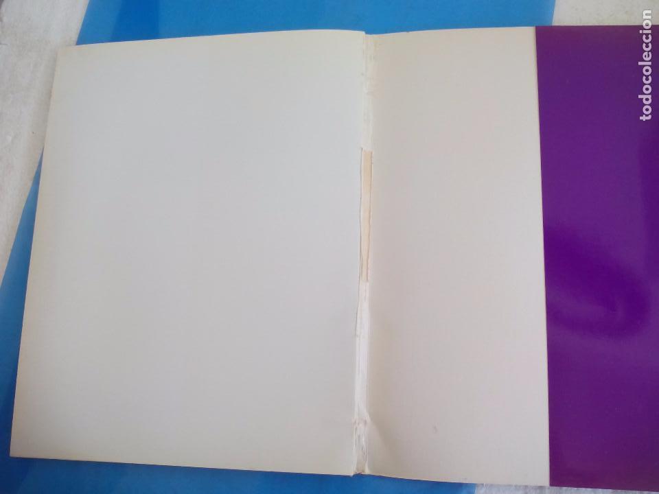 Arte: Evaristo Guerra, firmado y dedicado, catálogo exposición 1976. Galería Biosca - Foto 13 - 80721066