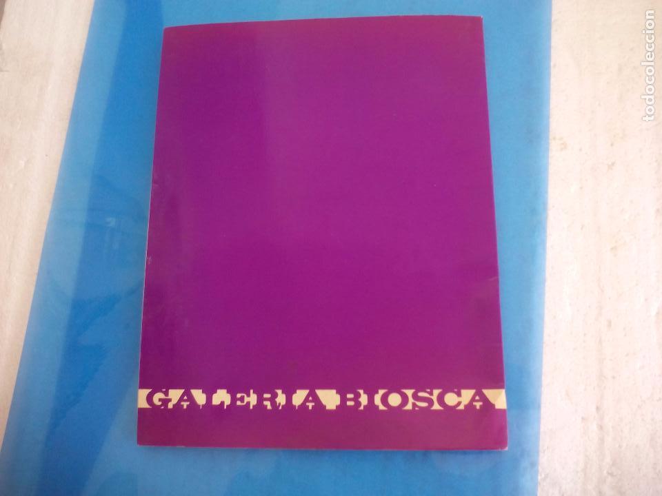 Arte: Evaristo Guerra, firmado y dedicado, catálogo exposición 1976. Galería Biosca - Foto 14 - 80721066