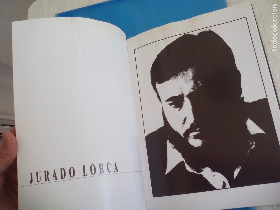 Arte: Cátalogo del pintor Jurado Lorca. Exposición Antológica. 1990. Vélez-Málaga. - Foto 8 - 80738434