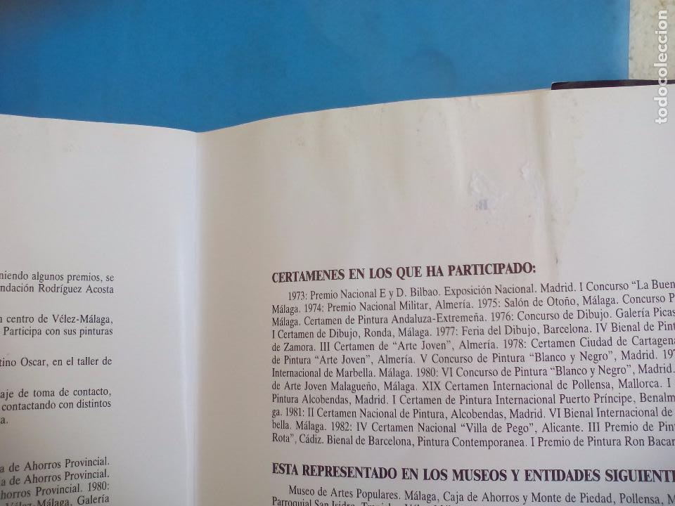 Arte: Cátalogo del pintor Jurado Lorca. Exposición Antológica. 1990. Vélez-Málaga. - Foto 10 - 80738434