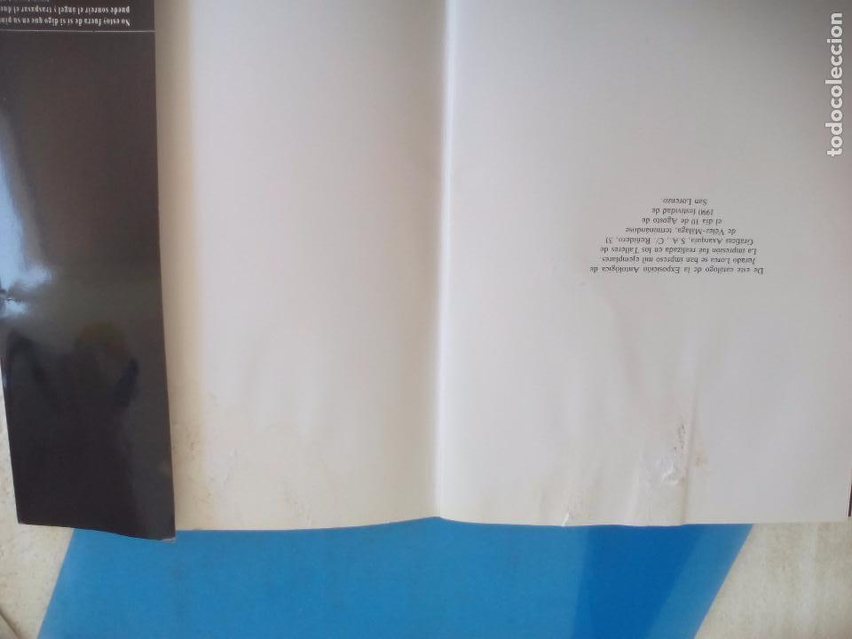 Arte: Cátalogo del pintor Jurado Lorca. Exposición Antológica. 1990. Vélez-Málaga. - Foto 11 - 80738434