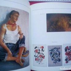 Arte: LIBRO RAFAEL RICHART EXPOSICION HOMENAJE REAL COLISEO CARLOS III ESCORIAL 400 GRS 80 PGS 1990. Lote 80800967