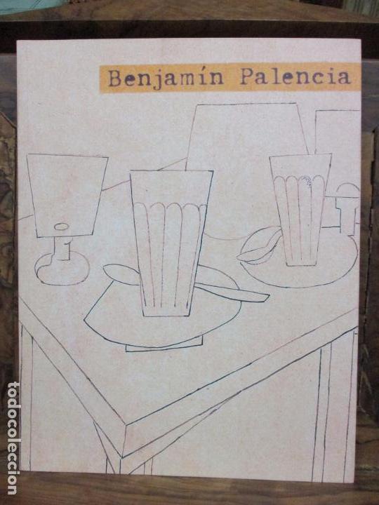 BENJAMÍN PALENCIA. 2000. (Arte - Catálogos)