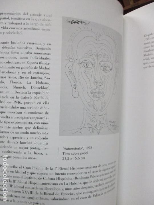 Arte: BENJAMÍN PALENCIA. 2000. - Foto 4 - 82769924