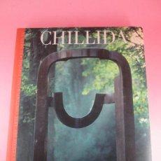 Arte: LIBRO-CATÁLOGO DE ARTE-CHILLIDA-NUEVO-2006-VER FOTOS.. Lote 83171396