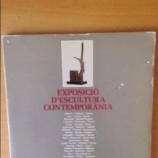 Arte: EXPOSICIO ESCULTURA CONTEMPORANIA (EXPOSICION ESCULTURA CONTEMPORANEA) SA LLONJA, FEBRER - MARÇ 1983. Lote 83911192