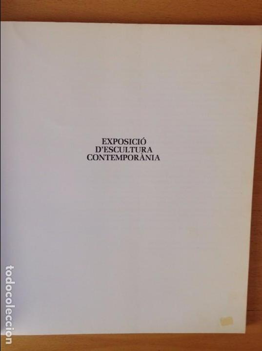 Arte: EXPOSICIO ESCULTURA CONTEMPORANIA (EXPOSICION ESCULTURA CONTEMPORANEA) SA LLONJA, FEBRER - MARÇ 1983 - Foto 2 - 83911192