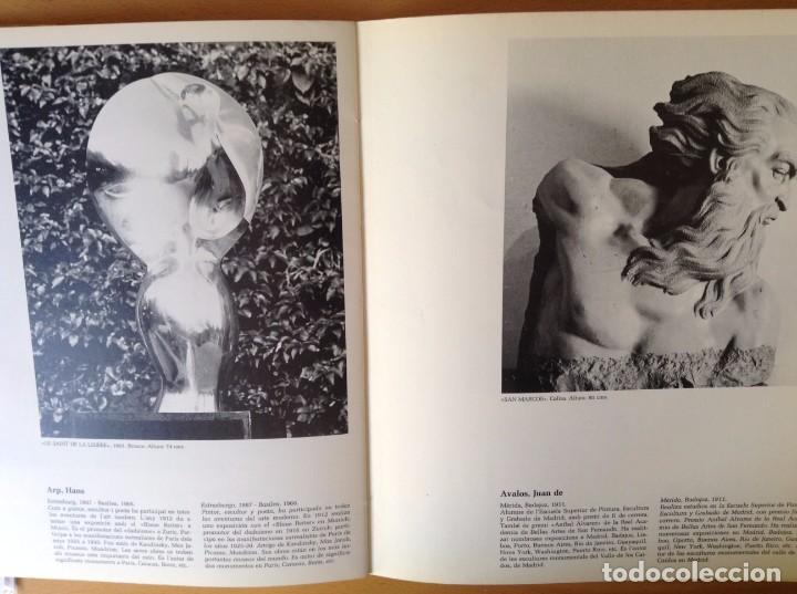 Arte: EXPOSICIO ESCULTURA CONTEMPORANIA (EXPOSICION ESCULTURA CONTEMPORANEA) SA LLONJA, FEBRER - MARÇ 1983 - Foto 3 - 83911192