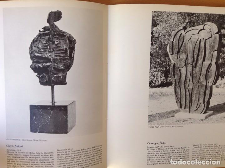 Arte: EXPOSICIO ESCULTURA CONTEMPORANIA (EXPOSICION ESCULTURA CONTEMPORANEA) SA LLONJA, FEBRER - MARÇ 1983 - Foto 4 - 83911192