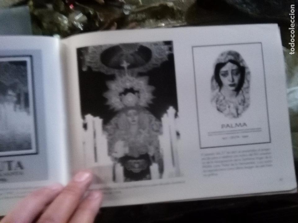 VIRGEN DE LA PALMA DE CEUTA HISTORIA GRAFICA CON MUCHAS FOTOGRAFIAS , SEMANA SANTA ALTAR CULTOS .. 1 (Arte - Catálogos)