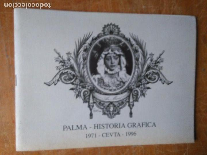Arte: virgen de la palma de ceuta historia grafica con muchas fotografias , semana santa altar cultos .. 1 - Foto 2 - 84637300