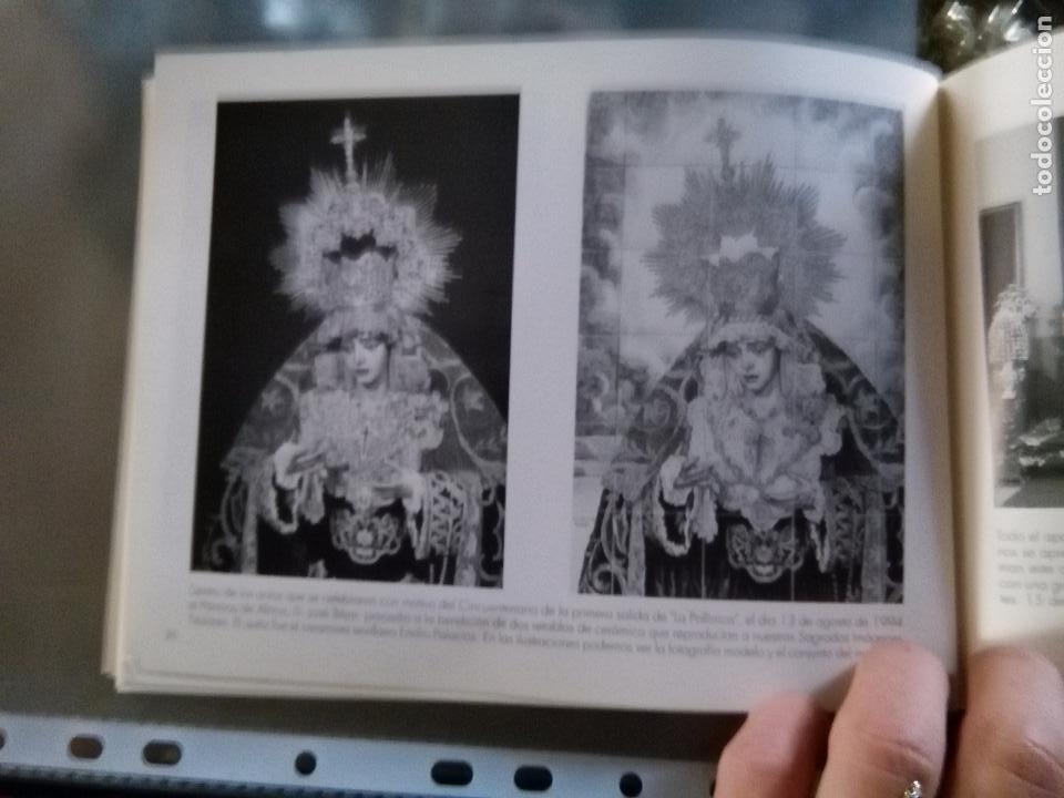 Arte: virgen de la palma de ceuta historia grafica con muchas fotografias , semana santa altar cultos .. 1 - Foto 3 - 84637300