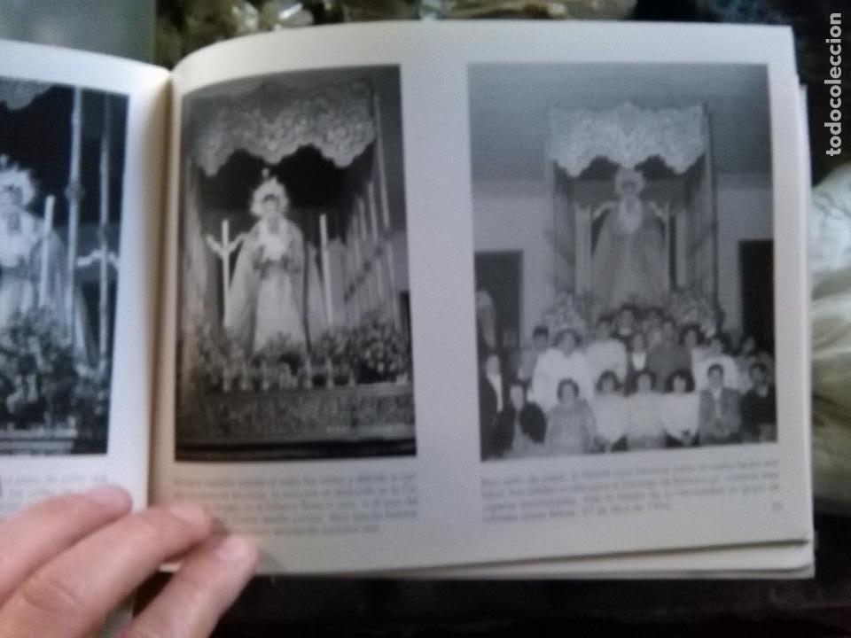 Arte: virgen de la palma de ceuta historia grafica con muchas fotografias , semana santa altar cultos .. 1 - Foto 4 - 84637300