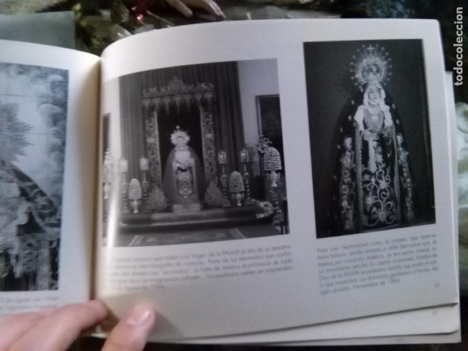 Arte: virgen de la palma de ceuta historia grafica con muchas fotografias , semana santa altar cultos .. 1 - Foto 5 - 84637300