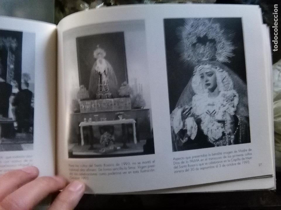 Arte: virgen de la palma de ceuta historia grafica con muchas fotografias , semana santa altar cultos .. 1 - Foto 8 - 84637300