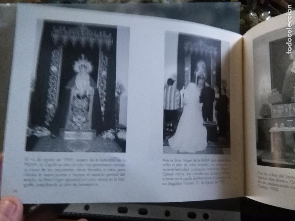 Arte: virgen de la palma de ceuta historia grafica con muchas fotografias , semana santa altar cultos .. 1 - Foto 9 - 84637300