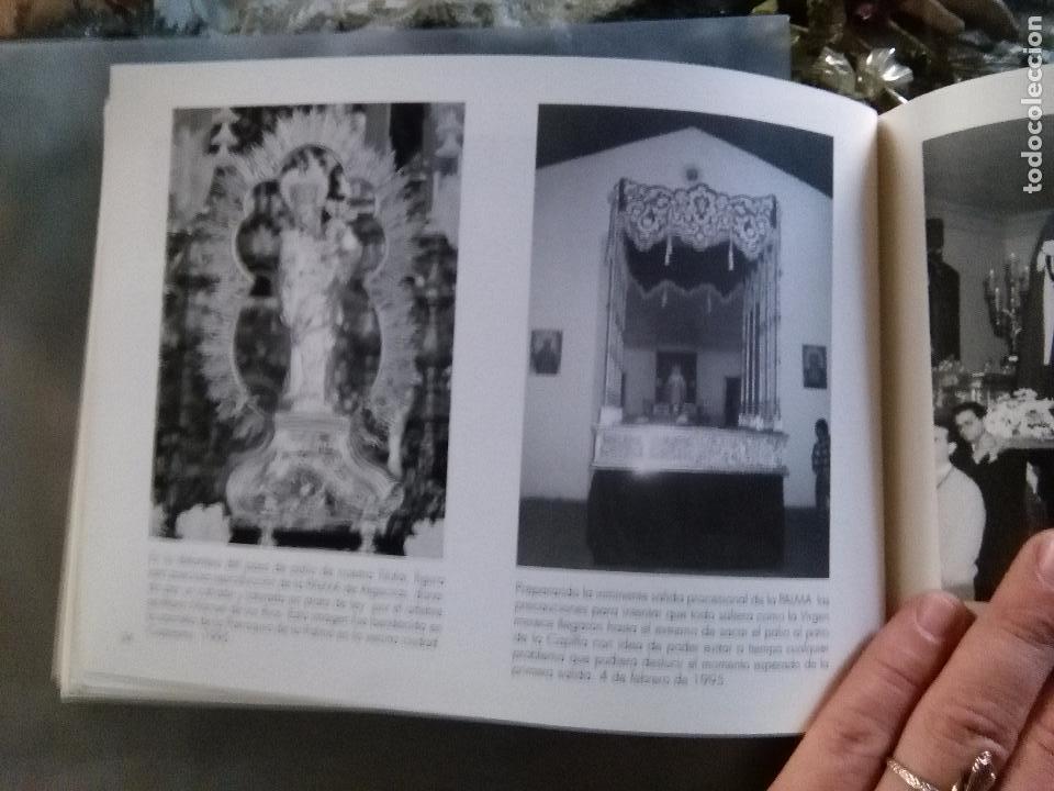 Arte: virgen de la palma de ceuta historia grafica con muchas fotografias , semana santa altar cultos .. 1 - Foto 12 - 84637300