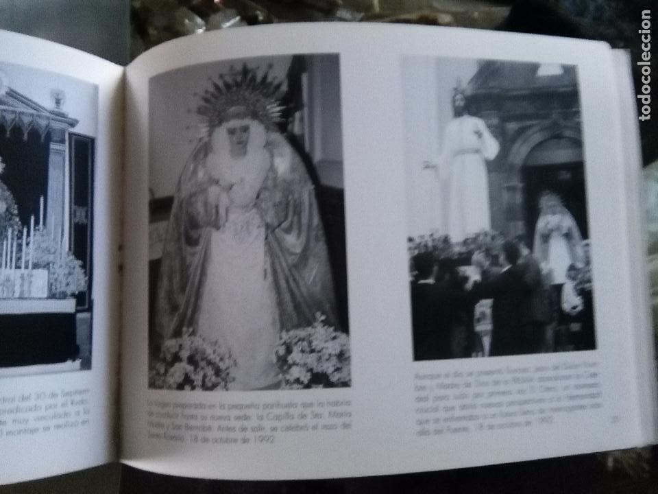 Arte: virgen de la palma de ceuta historia grafica con muchas fotografias , semana santa altar cultos .. 1 - Foto 15 - 84637300