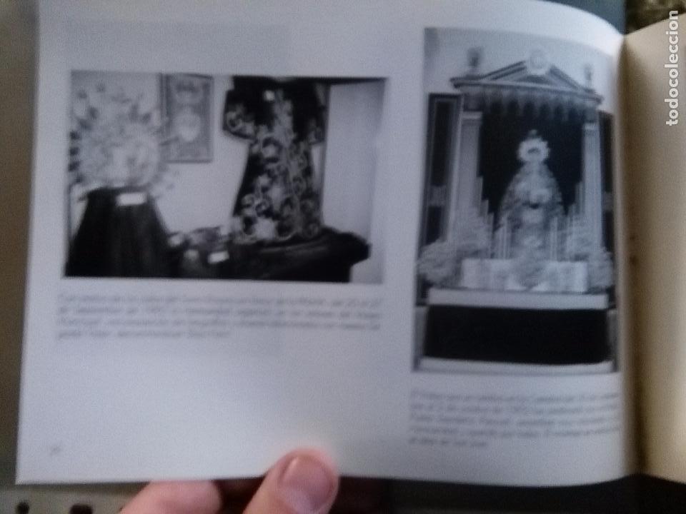 Arte: virgen de la palma de ceuta historia grafica con muchas fotografias , semana santa altar cultos .. 1 - Foto 17 - 84637300