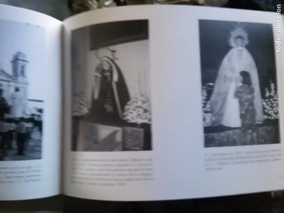 Arte: virgen de la palma de ceuta historia grafica con muchas fotografias , semana santa altar cultos .. 1 - Foto 18 - 84637300