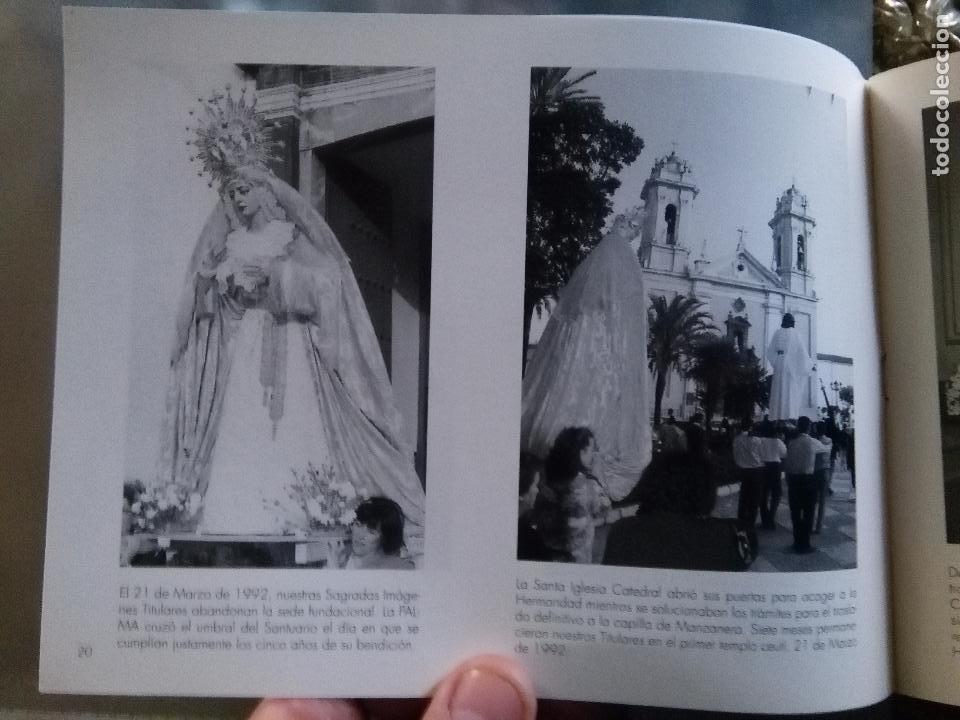 Arte: virgen de la palma de ceuta historia grafica con muchas fotografias , semana santa altar cultos .. 1 - Foto 20 - 84637300