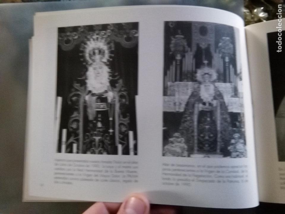 Arte: virgen de la palma de ceuta historia grafica con muchas fotografias , semana santa altar cultos .. 1 - Foto 26 - 84637300