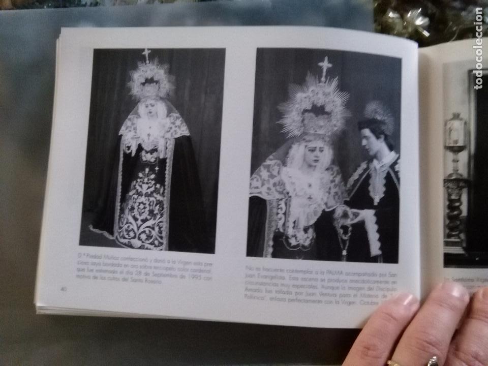 Arte: virgen de la palma de ceuta historia grafica con muchas fotografias , semana santa altar cultos .. 1 - Foto 27 - 84637300