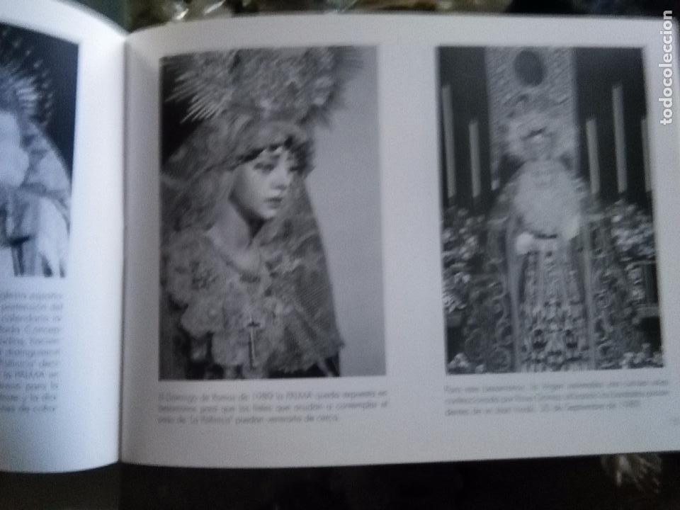 Arte: virgen de la palma de ceuta historia grafica con muchas fotografias , semana santa altar cultos .. 1 - Foto 28 - 84637300
