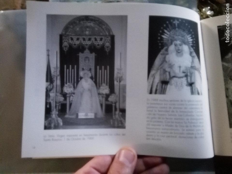Arte: virgen de la palma de ceuta historia grafica con muchas fotografias , semana santa altar cultos .. 1 - Foto 30 - 84637300