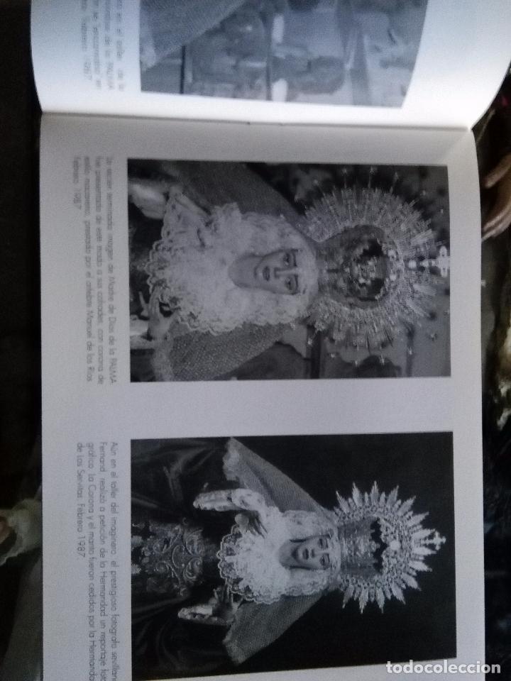 Arte: virgen de la palma de ceuta historia grafica con muchas fotografias , semana santa altar cultos .. 1 - Foto 35 - 84637300