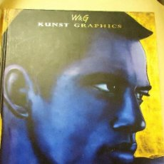Arte: W&G KUNST GRAPHICS 1997/98 WIZARD GENIUS GRAPHICS FROM W&G. Lote 84727452