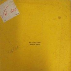 Arte: MOSTRA DE DISENY. CASAL SOLLERIC, PALMA DE MALLORCA, 1985. Lote 84878564