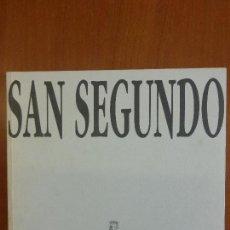 Arte: SAN SEGUNDO - EXPOSICIÓN ITINERANTE EN CASTILLA Y LEÓN - JUNTA DE CASTILLA Y LEÓN. Lote 85166024