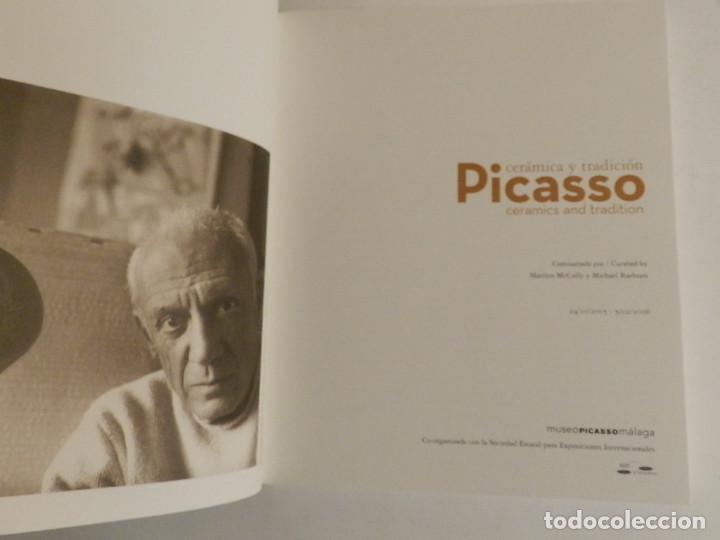 Arte: PICASSO, CERAMICA Y TRADICION. CERAMICS AND TRADITION. MCCULLY/RAEBURN, MARILYN/ MICHAEL 2005 - Foto 2 - 85409952