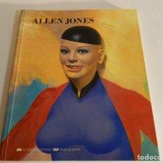 Arte: ALLEN JONES / ACADEMY EDITIONS, LONDON, 1993. Lote 86278252