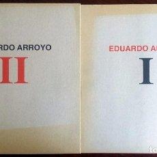 Arte: EDUARDO ARROYO I - II. Lote 86733376