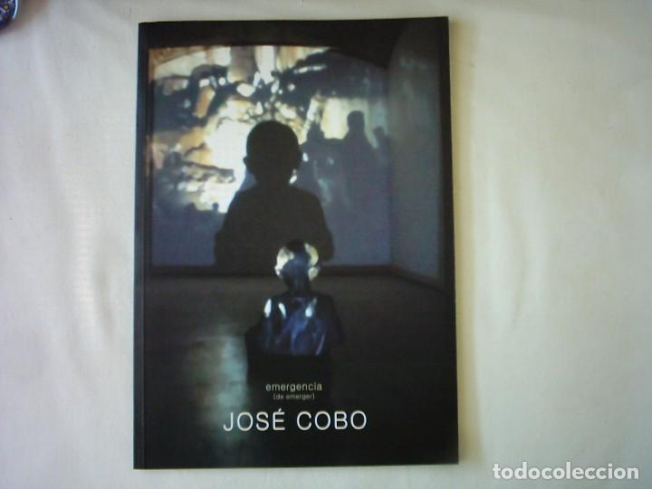 JOSÉ COBO. EMERGENCIA (DE EMERGER). 2011. GALERÍA FERRÁN CANO. (Arte - Catálogos)