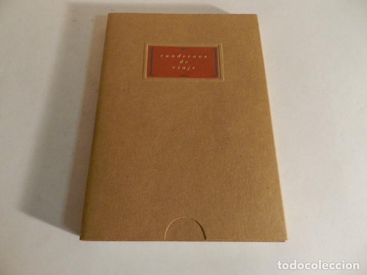 PEDRO CANO CUADERNOS DE VIAJE. CAJA DE AHORROS DE MURCIA. 1997. CATÁLOGO CATALOG CATALOGUE (Arte - Catálogos)