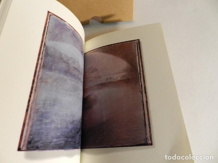 Arte: PEDRO CANO CUADERNOS DE VIAJE. CAJA DE AHORROS DE MURCIA. 1997. CATÁLOGO CATALOG CATALOGUE - Foto 4 - 132080299