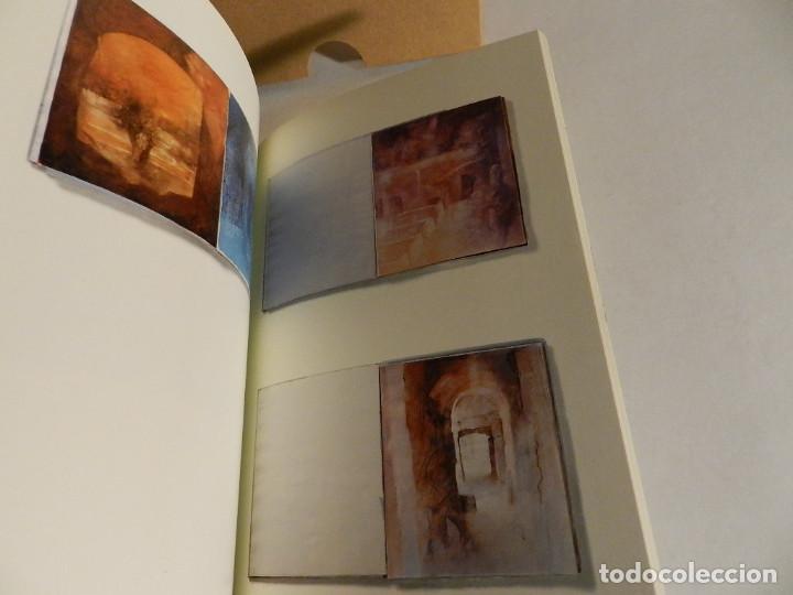 Arte: PEDRO CANO CUADERNOS DE VIAJE. CAJA DE AHORROS DE MURCIA. 1997. CATÁLOGO CATALOG CATALOGUE - Foto 7 - 132080299