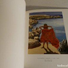 Arte: ARTIGAU (FRANCESC ARTIGAU) 1992 CYPRUS ART SANT FELIU DE BOADA GIRONA PINTURA CATÁLOGO CATALOGUE. Lote 87195884