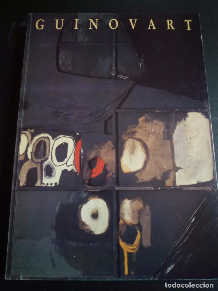 JOSEP GUINOVART. ITINERARI 1948-1988. CATÁLOGO TECLA SALA. HOSPITALET DE LLOBREGAT, 1989-1990 (Arte - Catálogos)